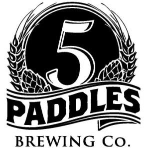 5paddles-logo
