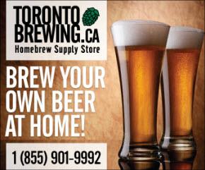 Toronto Brewing 2015