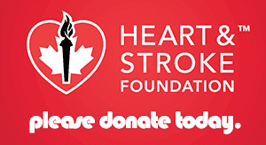 Donate to Canadian Heart & Stroke Foundation
