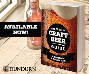 Ontario Craft Beer Guide Sidebar