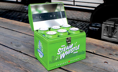 Steam Whistle introduces lunch box six pack - Ontario Beverage Network