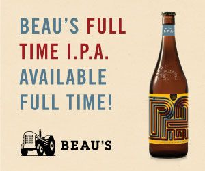 Beau's Full Time IPA – Sidebar A