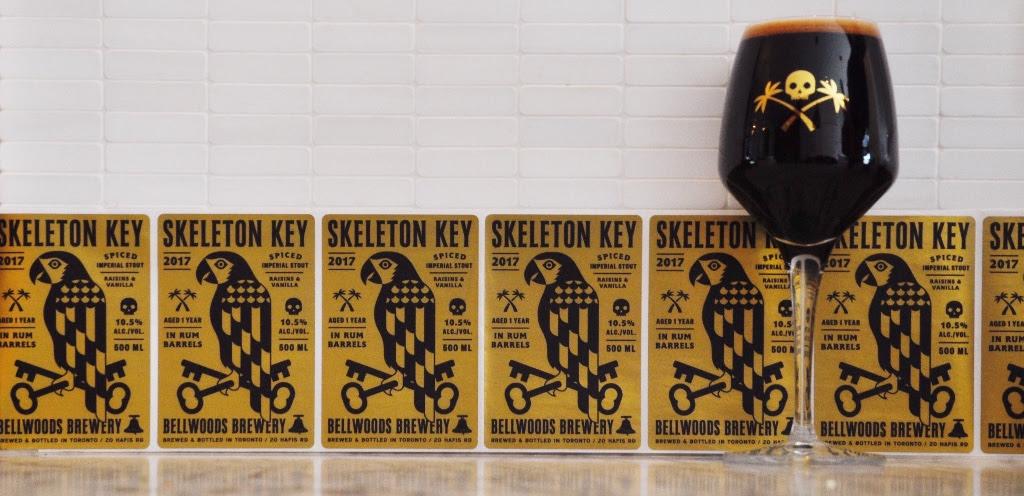 Bellwoods Brewery details Skeleton Key and rare bottle ...